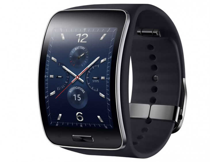 Samsung Gear S is presented