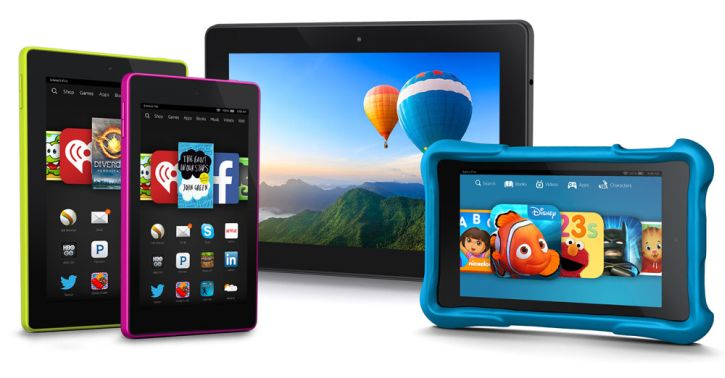 Amazon is releasing new tablets
