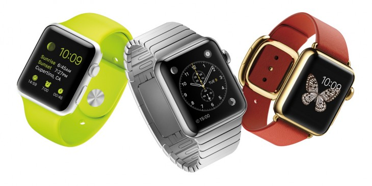 Apple Watch debuts on the arena for wearable tech