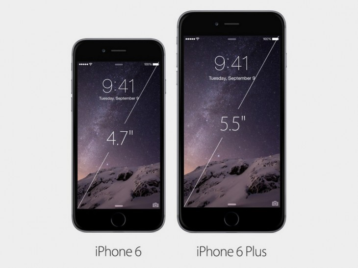 Apple iPhone 6 and iPhone 6 Plus debut officially