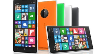 Nokia Lumia 830 and Lumia 730 and 735 enter the mobile arena