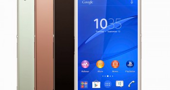 Sony Xperia Z3, Xperia Z3 Compact and Xperia E3 enter the mobile arena