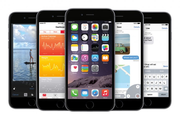Apple iOS 8 is officially launched