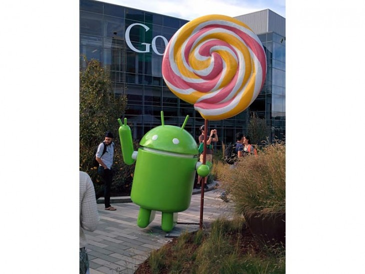 Android 5.0 Lollipop is official