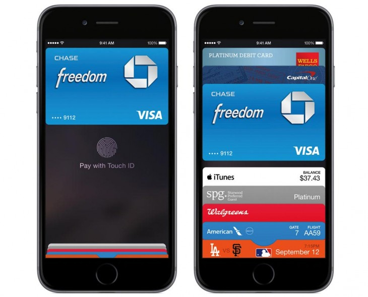 Apple Pay is not supported by most of retailers in the US