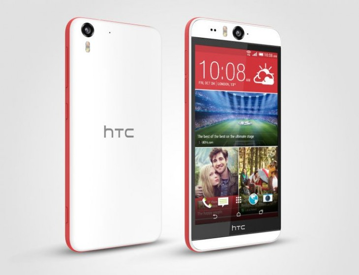 HTC Desire Eye goes official