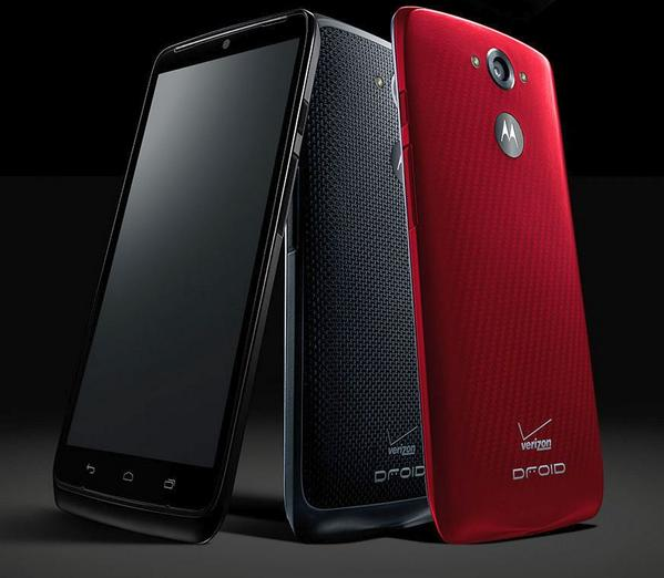 Motorola Droid Turbo is caught on camera