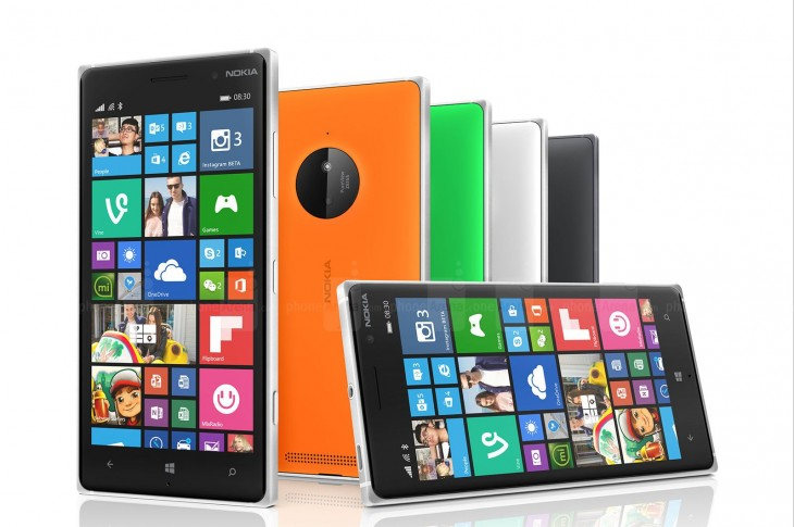 Nokia Lumia 830 is getting launched internationally