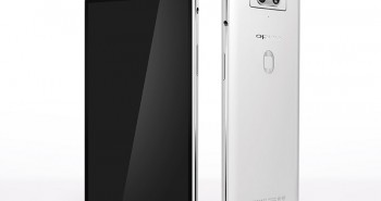 Oppo N3 is unveiled