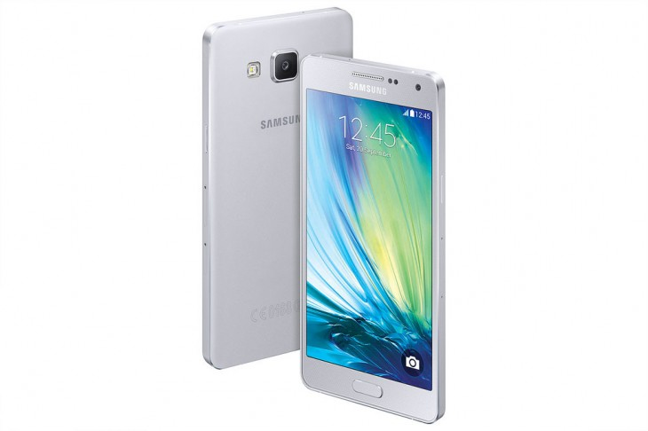 Samsung Galaxy A5 and Galaxy A3 are unveiled