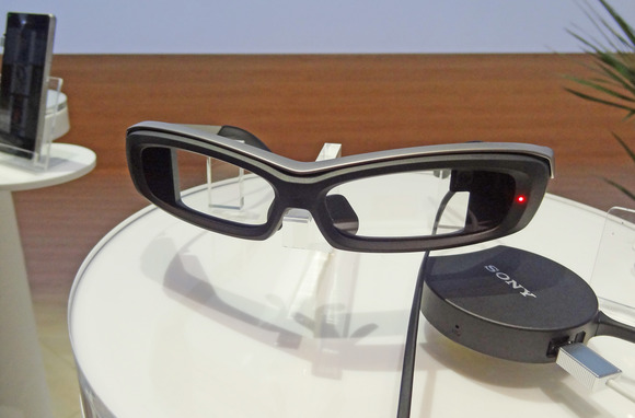 Sony SmartEyeglass will be launched in March