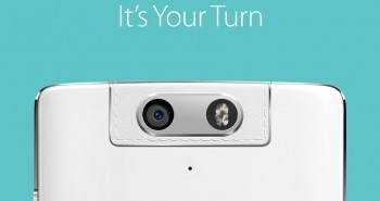 Oppo N3 is coming on 29th of October, sports rotatable camera