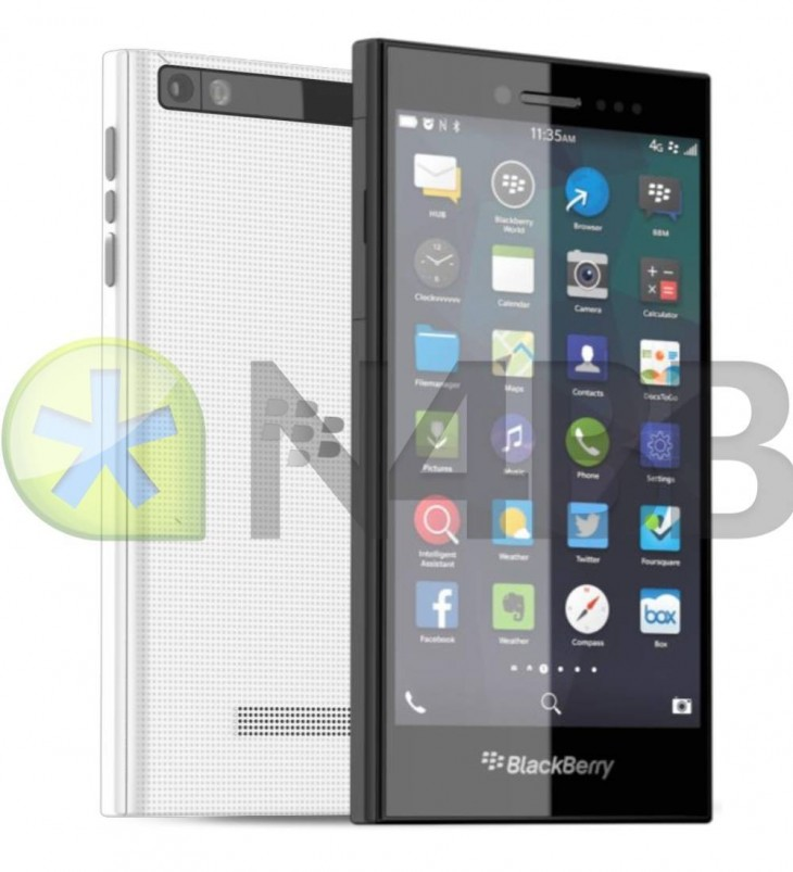 BlackBerry Rio Z20 is coming in Feb 2015