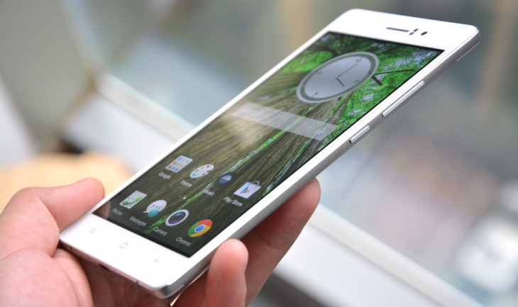 Oppo R5 to be released in India in Jan 2015