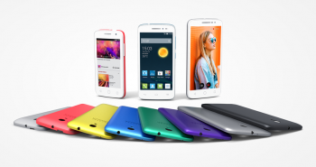 Three Alcatel OneTouch POP 2 phones are announced along with a new tablet