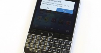 BlackBerry Classic will be launched in India