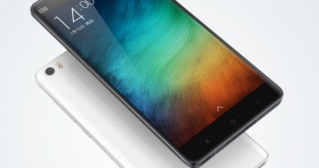 Xiaomi Mi Note is the new powerful and capable flagship of the company