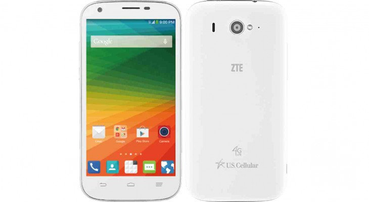 ZTE Imperial II is launched in the US